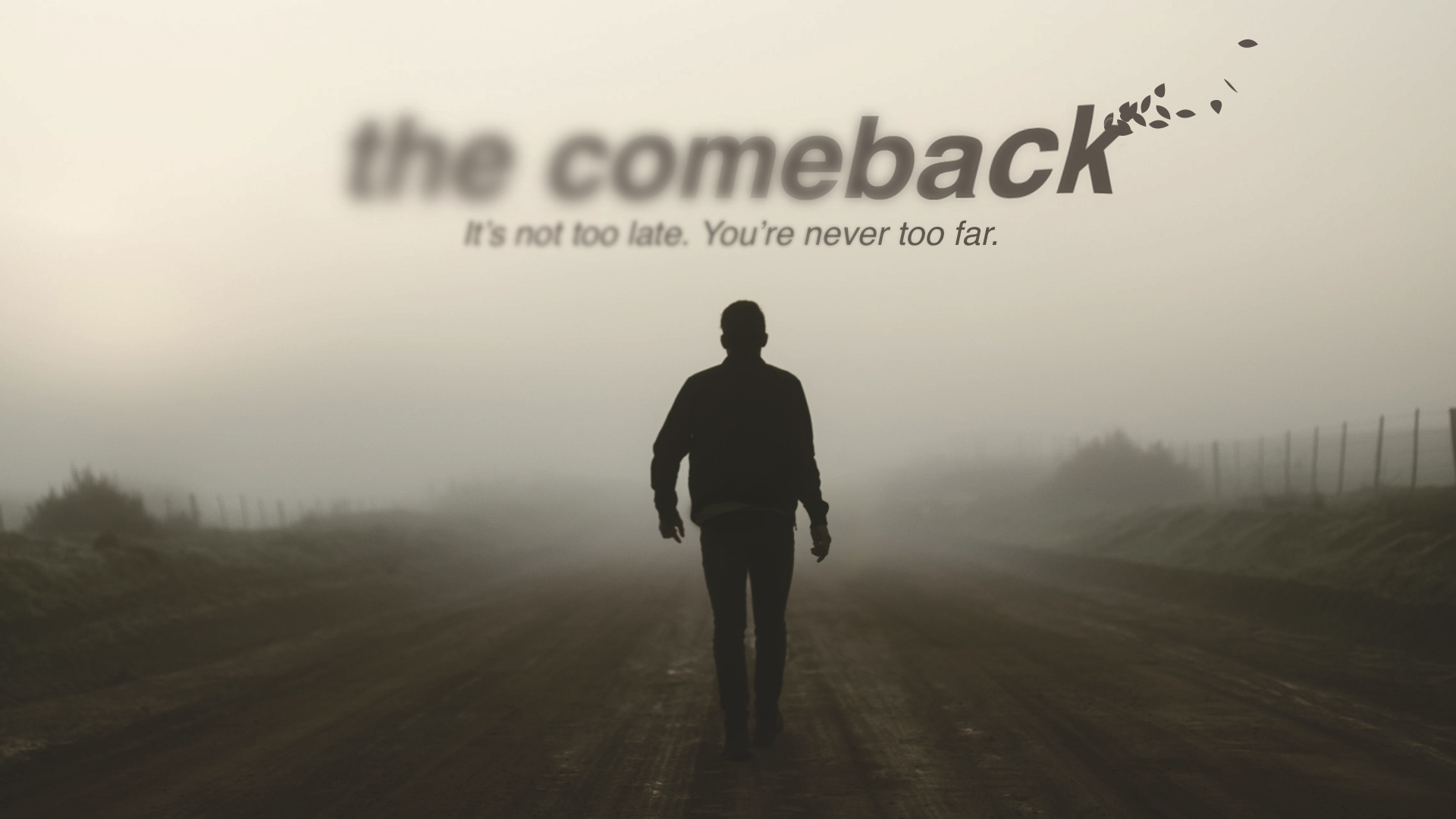 The Comeback | Week One