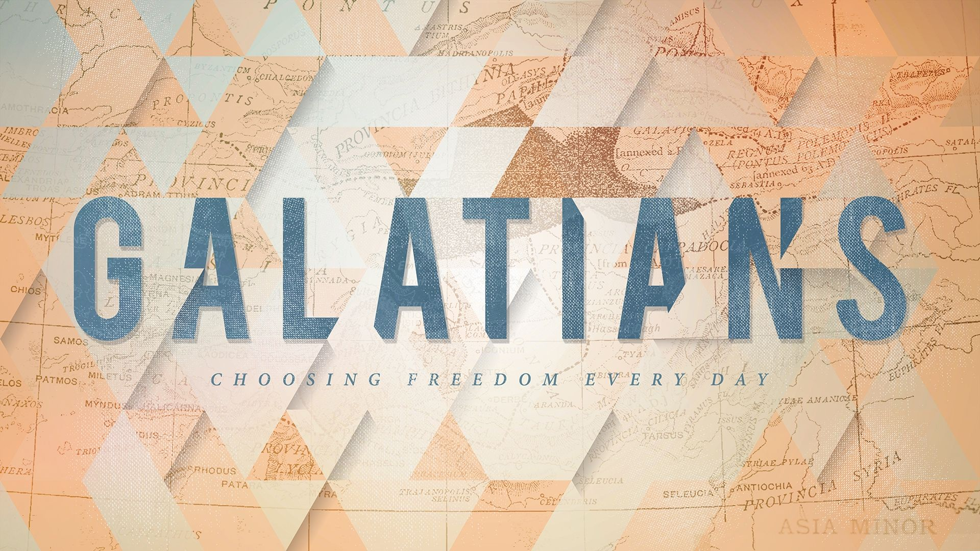 Galatians | Week Five