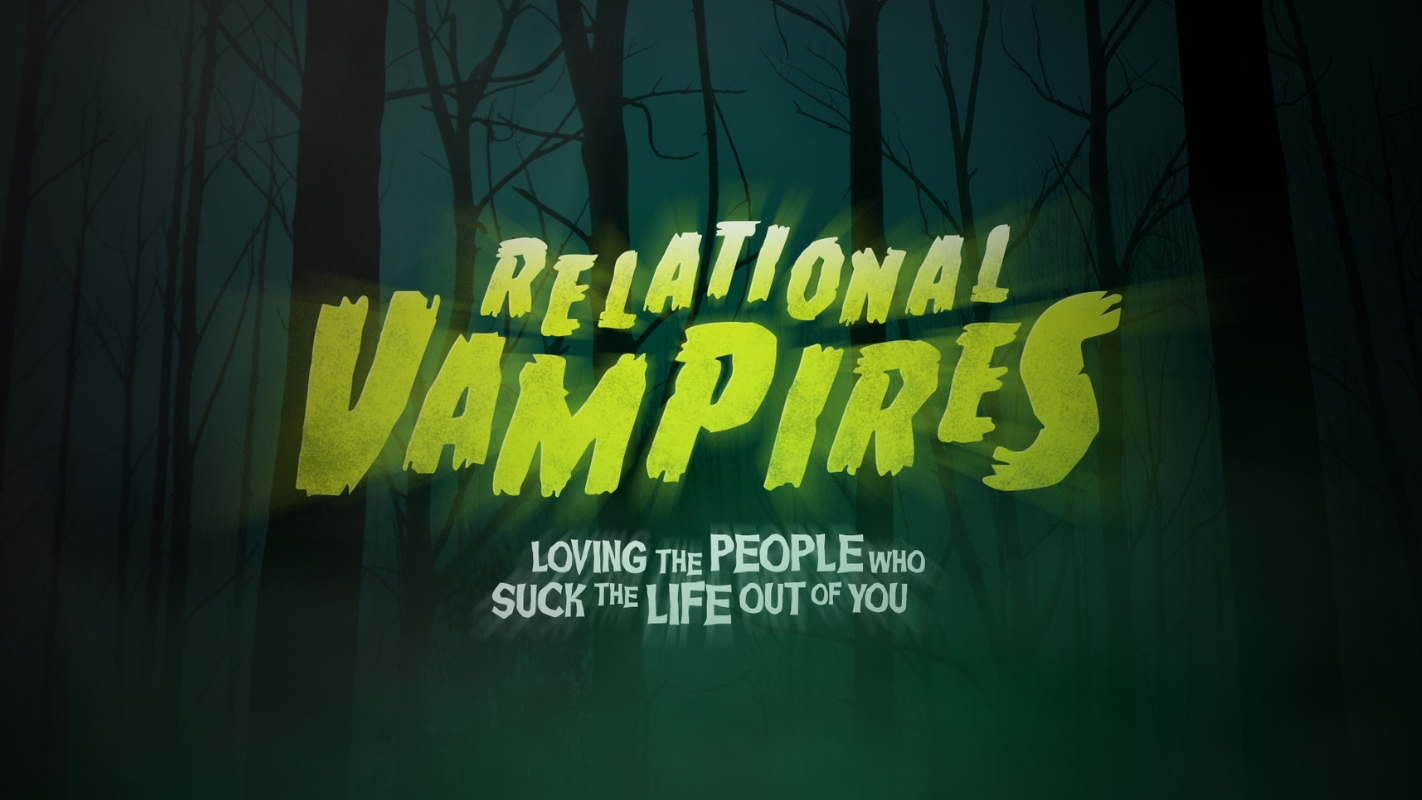 Relational Vampires- Week Four